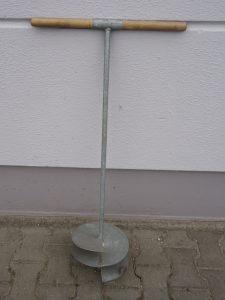 Handerdbohrer 250mm