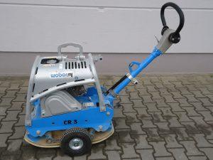 Rüttelplatte CR3 - 200kg
